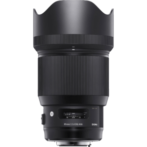 Sigma 85mm 1.4 Art