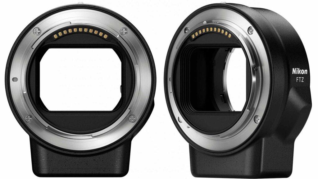Adaptador Nikon FTZ para Nikon Z50